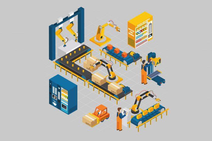 iper ammortamento distributori automatici