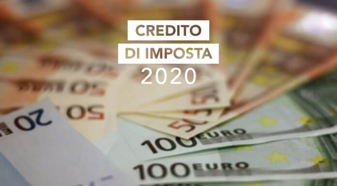 credito imposta vending