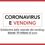 solidarietà vending coronavirus